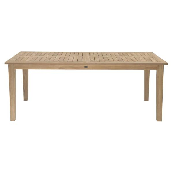 raztegljiva miza it tikovega lesa