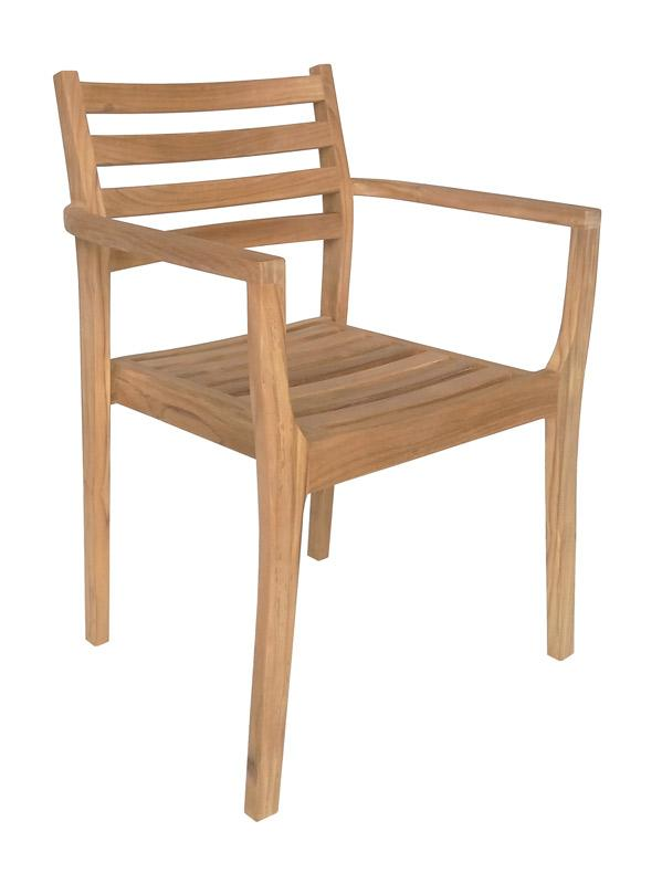 vrtni stol iz tika
