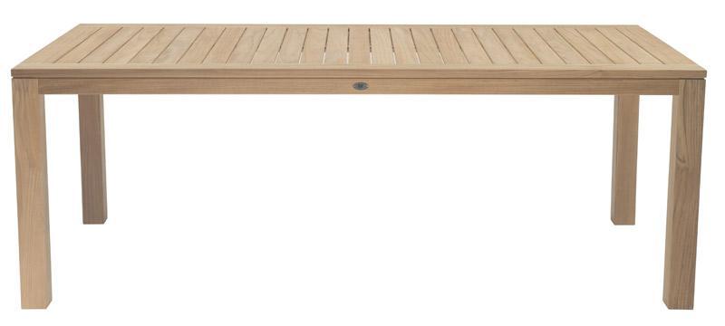 miza iz tikovega lesa