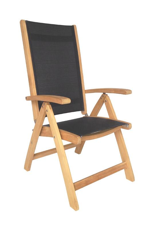 pozicisjki vrtni stol iz tika