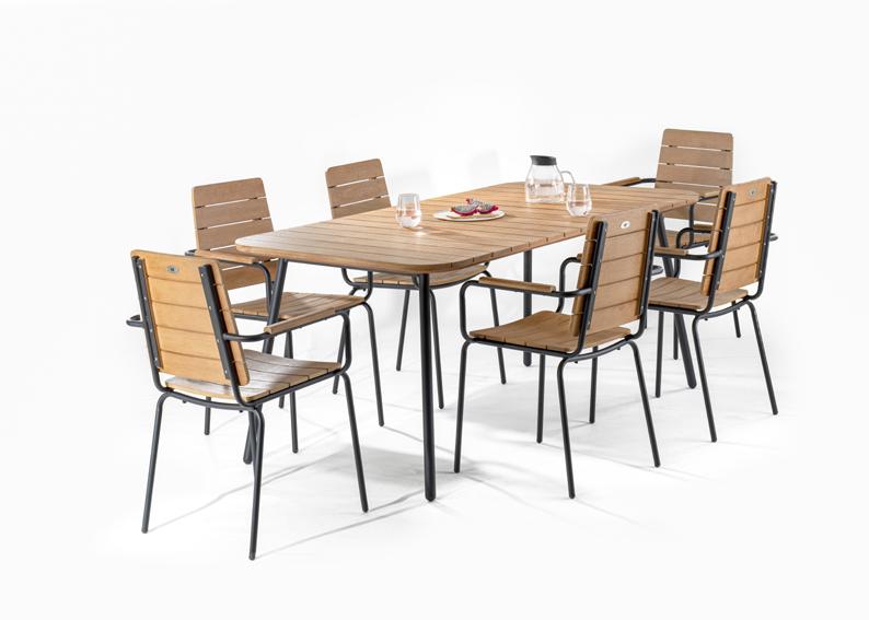 zunanji stoli