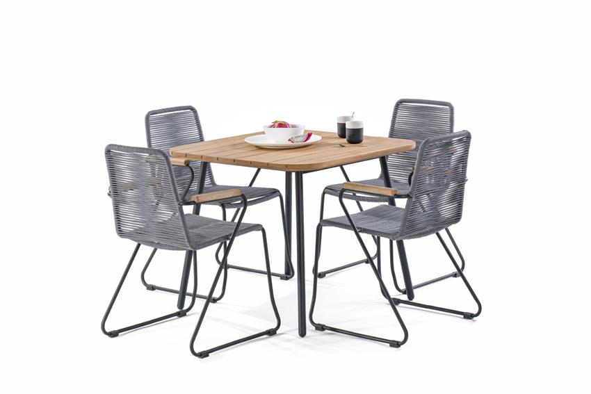 Jedlini stol Ibiza