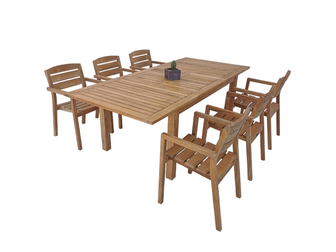 Raztegljiva miza